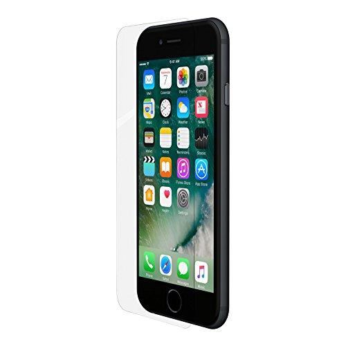 25 Belkin Components (Belkin ScreenForce InvisiGlass Ultra Displayschutzfolie (geeignet für iPhone 8 Plus, iPhone 7 Plus))