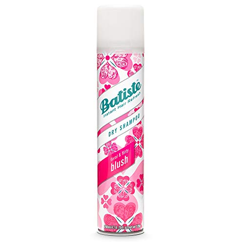 Batiste Floral And Flirty Blush Dry Shampoo 200ml