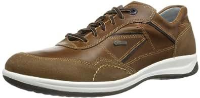 FRETZ men Bern 6291 2440 82 Herren Sneaker, Braun (cognac/blu 82), EU 48