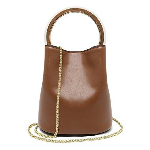 die handtasche.,brown brown