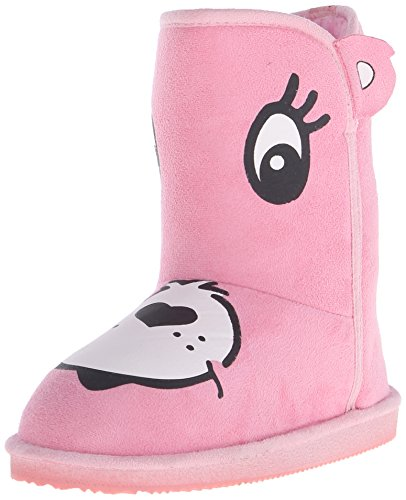 iron-fist-womens-carebears-stare-fugg-boot-cold-lined-slip-on-boots-half-length-pink-size-9