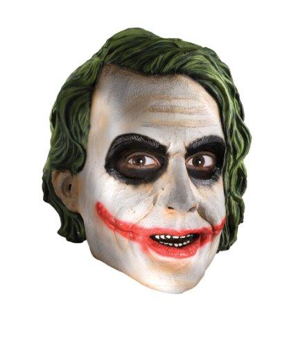 Unbekannt Générique ma4499-Maske Lizenz 3/4Joker Erwachsene PVC-Einheitsgröße