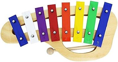 A-STAR ap71028teclas de color Nota curvado Glockenspiel