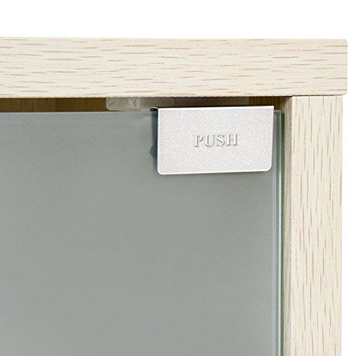 Waschbeckenunterschrank mit zwei Einlegeböden - 6