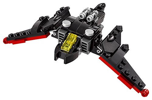 The Mini Batwing - The LEGO Batman Movie Building Toy