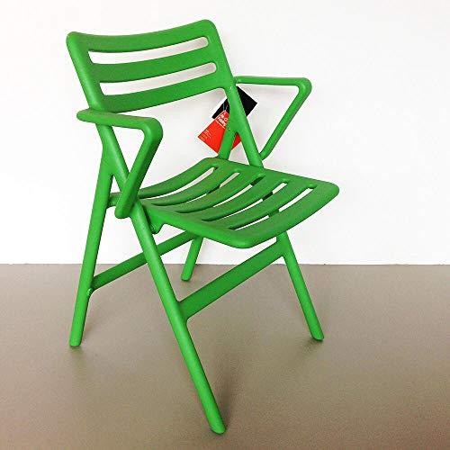 FidgetGear MAGIS Folding Air-Chair with arms Klappstuhl Show One Size