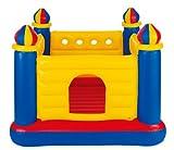 Intex 48259 - Jump-O-Lene Castello, 175 x 175 x 135 cm, Giallo/Rosso/Blu immagine