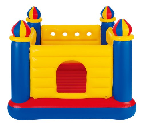 Intex 48259NP - Castillo inflable multicolor