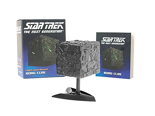 Star Trek. Light-and-sound Borg Cube (Miniature Editions) por Mini Kits
