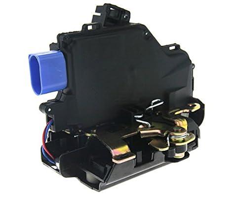 UK Front Left Door Lock Mechanism For VW Golf MK5 2003-2009 OEM 3D1837015