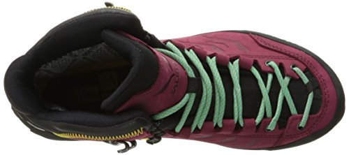 SALEWA Rapace Gore-Tex Bergschuh, Scarpe da Escursionismo Donna Multicolore (Tawny Port/limelight)