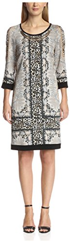 BASLER Women's Printed Shift Dress