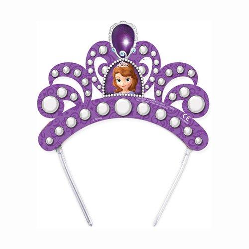 Disney Sofia die Erste Tiaras, 6Stück