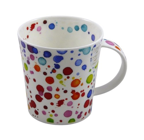 Dunoon Tasse Fine Bone China Porzellan Splat 320ml
