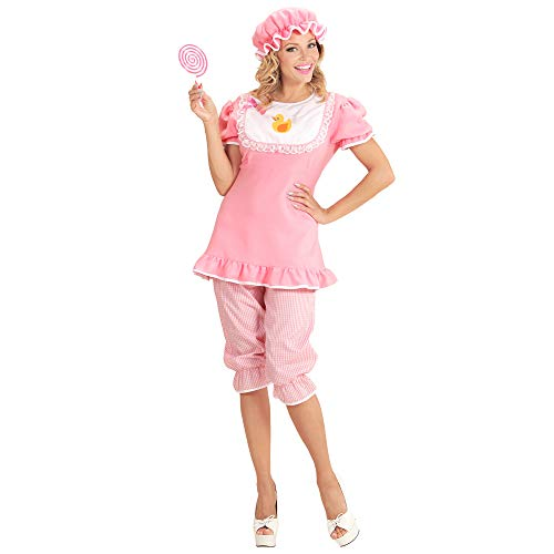 Kostüm Fancy Baby Adult Dress - Widmann - Erwachsenenkostüm Baby Mädchen