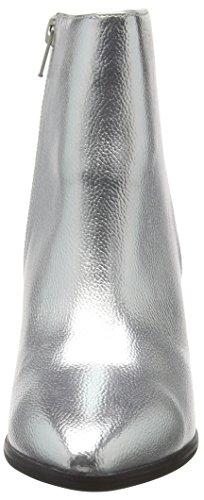 Bianco Damen Classic Boot Stiefel Silber (argento)