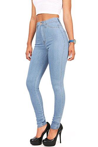high waist damenjeans