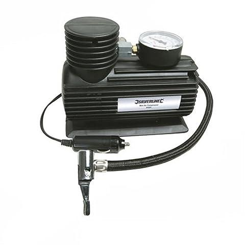 Silverline 425689 Mini compresseur pneumatique 12 V DC