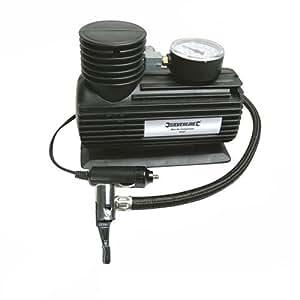 Silverline 425689 Mini Air Compressor, 12 V, DC