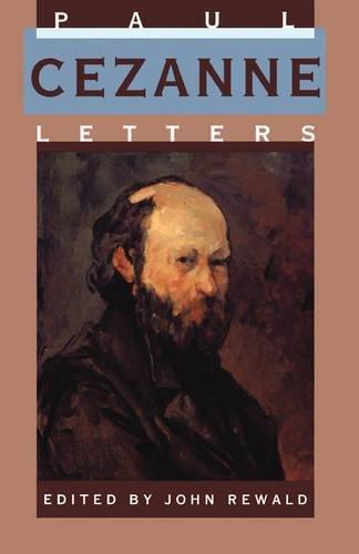 Paul Cezanne, Letters