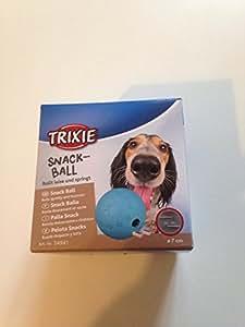 Trixie Dog Activity Snack Balle 7 cm- Coloris aléatoire