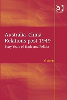 australias and chinas trade relations essay Australia's relations with china: what's the problem australia's relations with china: economic and trade relations' between australia and china(19.