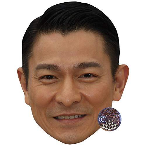 Celebrity Cutouts Andy Lau Big Head. -