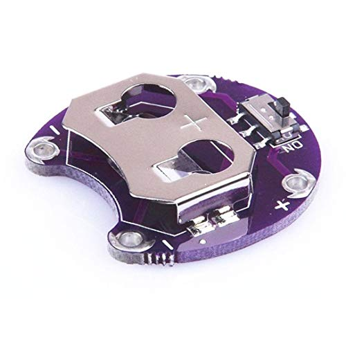 Coin Slide (LilyPad Coin Cell Battery Holder CR2032 Battery Mount Module For Arduino)