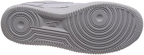 Nike Air Force 1 07, Scarpe da Ginnastica Uomo Bianco (Whitewhiteblack 101)
