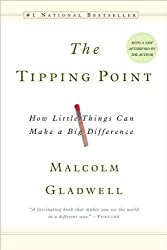 TheTippingPoint(The Tipping Point:How Little Things Can Make a Big Difference)(Paperback)(2002)by Malcolm Gladwell