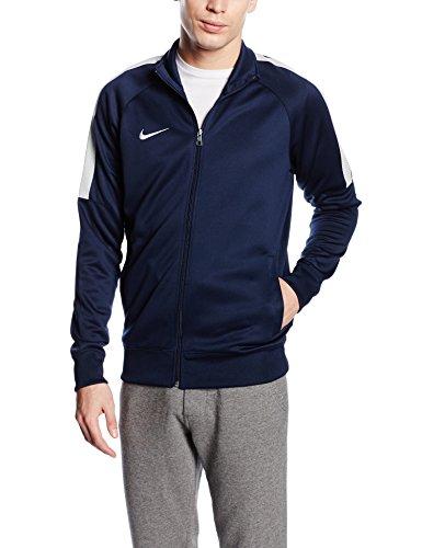 Nike Herren Jacke Team Club Trainer, Obsidian/Football White, L