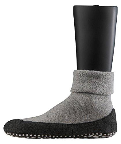 Preisvergleich Produktbild FALKE Cosyshoe Herren Hausschuhe light grey (3400) 37-38