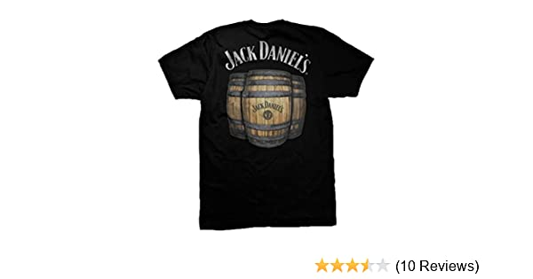 JACK DANIEL/'S T.SHIRT 261428JD OFFICIALLY LICENSED