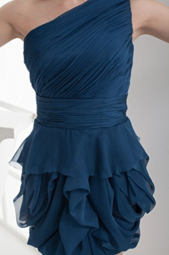 Bridal_Mall - Robe - Trapèze - Sans Manche - Femme Jaune - Jaune