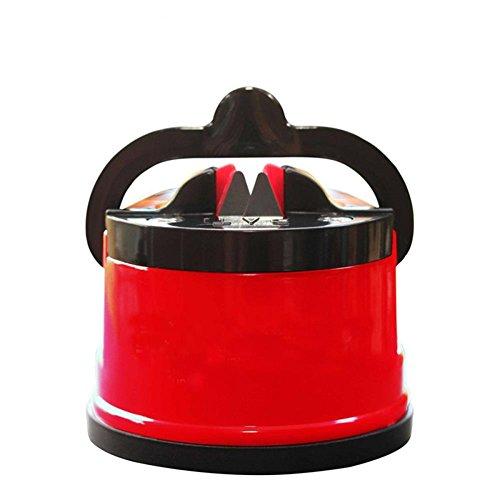 Global Classic Messerschärfer Mit Saugschere Grinder Sichere Absaugung,Red (Grinder Tools Kit)