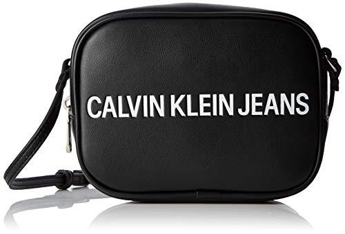 Calvin Klein Jeans Sculpted Logo Camera Bag - Borse a tracolla Donna eaca7b8413e