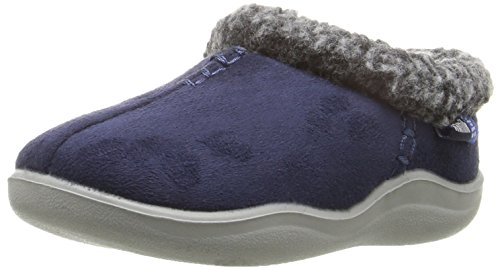 Kamik Cozy Manor pantofola-Bambini, blu (Navy), 11 M UK Ragazzino