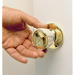 Apex Healthcare Products Easy Enablers Doorknob Gripper - Makes Opening Doors A Snap!