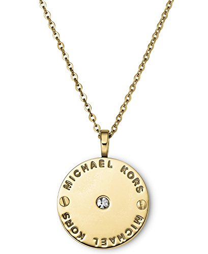 Michael Kors Damen-Collier MKJ2654710 (Kette Gold Armband)