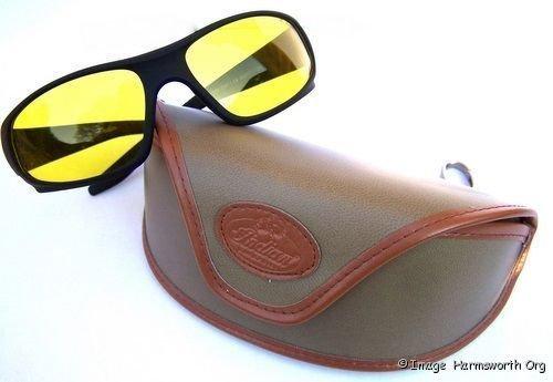 indian-motorcycles-sonnenbrille-nacht-fahren-schwarz-rundumverstarkung-blendschutz-gelb