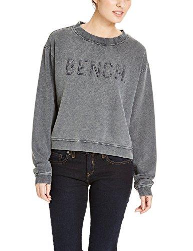 Bench Feint, Pull Femme Noir - Schwarz (Black BK014)