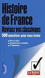 Histoire de France : Révisez vos classiques