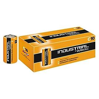 Batterie Industrial Baby C LR14 - 10er Pack -