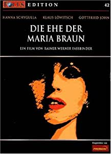 Die Ehe der Maria Braun - FOCUS-Edition