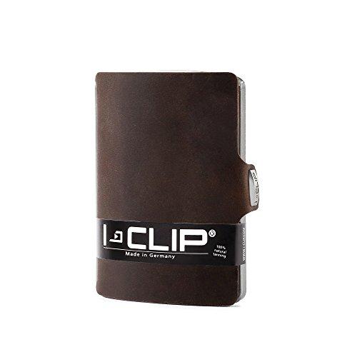 I-CLIP Soft Touch (Marrone Scuro)
