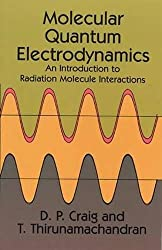 Molecular Quantum Electrodynamics: An Introduction to Radiation-Molecule Interactions