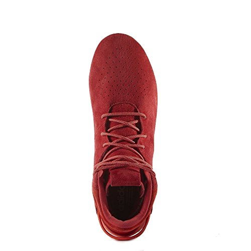 adidas , Baskets mode pour homme blanc Ftwwht, Corred And Cblack BB2888 40,5 EU Rouge/rouge/blanc