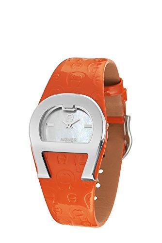 Aigner Orologio da polso donna Capri III Arancione A19248