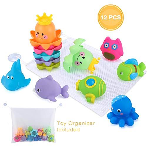 Glonova Bad Spielzeug mit Organi...