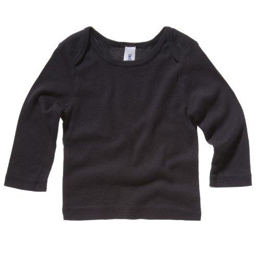 bella-canvas-camiseta-de-manga-larga-de-canale-para-bebe-unisex-18-24-meses-negro